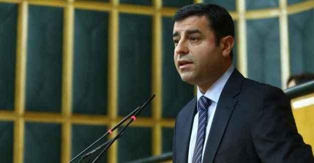 Demirtaş'tan Tsipras'a tebrik