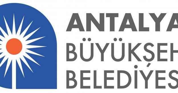Antalya'da korkutan  heyelan