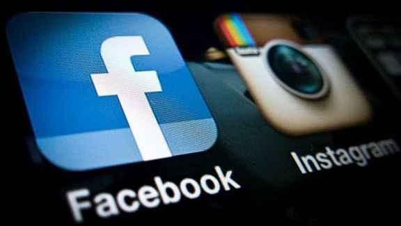 Facebook ve Instagram saat 08.00'de...
