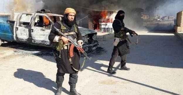 IŞİD 3 koldan saldırıya geçti