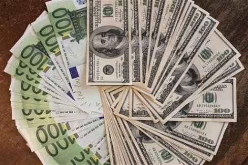 İşte, Dolar ve Euro'da son durum