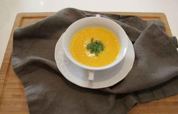 Zencefilli havuç çorbasını denediniz mi?