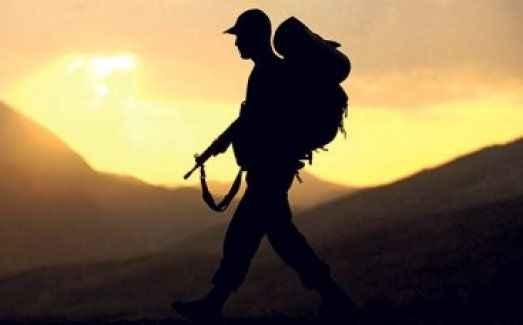 Jandarmaya pusu: 2 asker yaralı