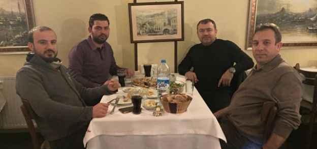 İstanbul'da Alanyalı buluşması