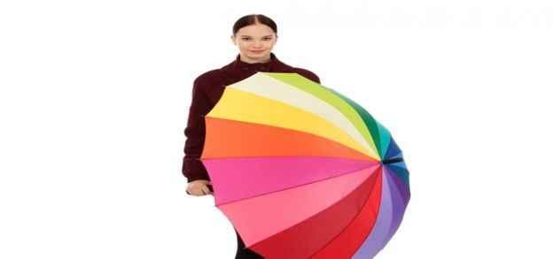 Dünyanın en 'havalı' şemsiyesi