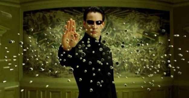 Matrix sonunda gerçek oluyor