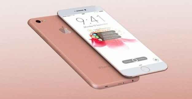 iPhone 7′den ilk görüntüler
