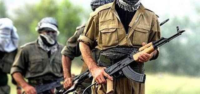 PKK'ya takılmak isteyen 10 kişi yakalandı