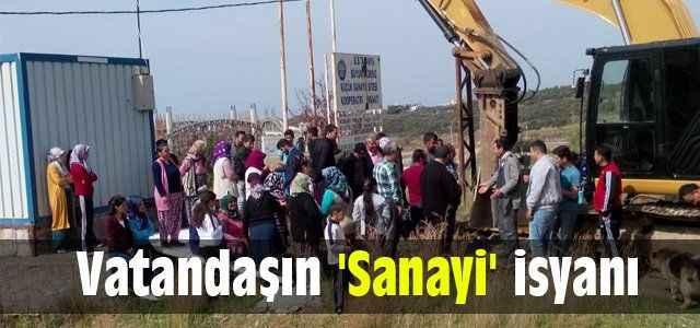 Vatandaşın 'Sanayi' isyanı
