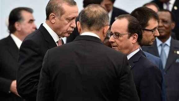 Erdoğan: 'Atacağımız adımları planladık'