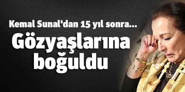 Kemal Sunal sergisi ağlattı