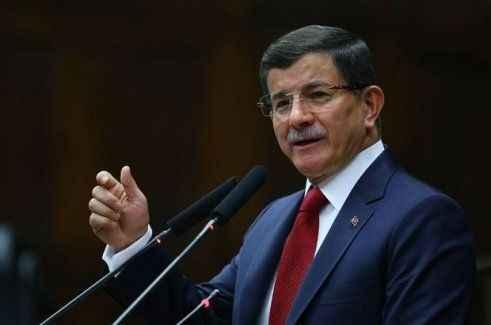 Davutoğlu hükümetin eylem planını açıklıyor