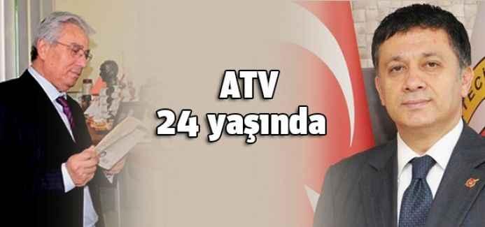ATV 24 yaşında