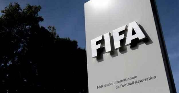 FIFA'nın banka hesapları bloke edildi