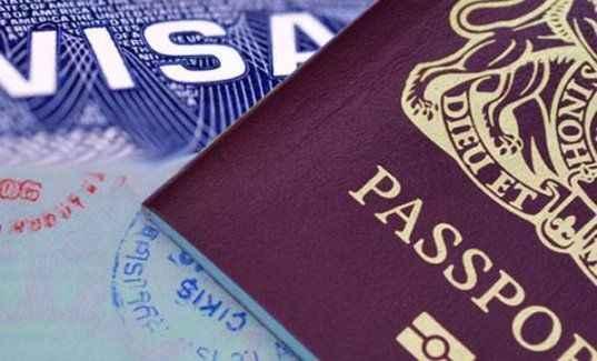 Türk vatandaşlarına vize
