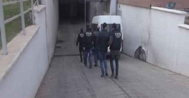 IŞİD operasyonu: 3 gözaltı