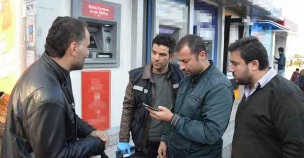 ATM dolandırcılığı