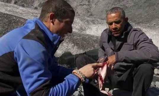 Obama'ya kendi idrarını içmeyi teklif etti