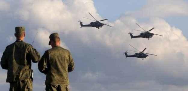Rusya savaşa hazırlanıyor