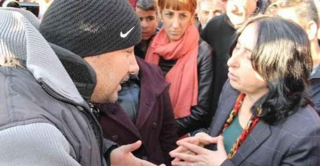 DBP'liler ile polis arasında 'meteorolojik' polemik