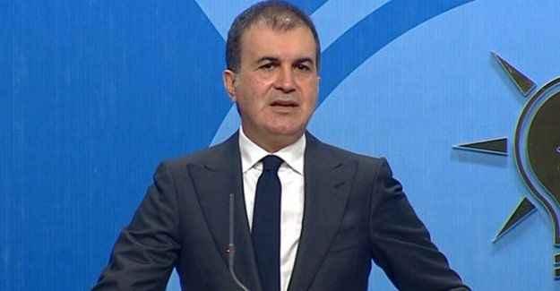 Ömer Çelik'ten CHP'li Eren Erdem açıklaması