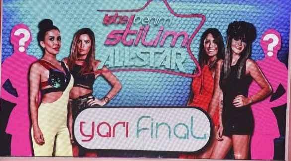 İşte Benim Stilim All Star yarı finalinde neler yaşandı?
