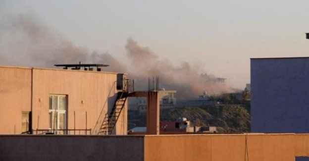 Vatandaşlar Cizre'yi terk ediyor