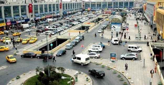 Otogarda 6 adet bomba bulundu