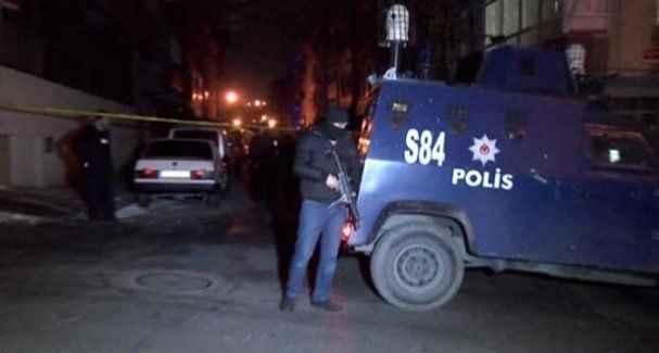Polis operasyonu: Bir evde iki kadın öldürüldü