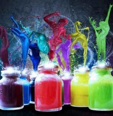 Stresi azaltan renkler