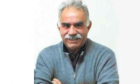 Öcalan'ın sekreteryası dağıtıldı