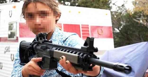 12 yaşındaki çocuk oynadığı av tüfeğiyle annesini vurarak öldürdü