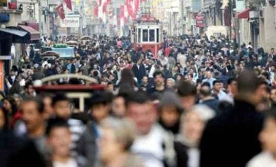 2 milyon 720 bin kişi göç etti