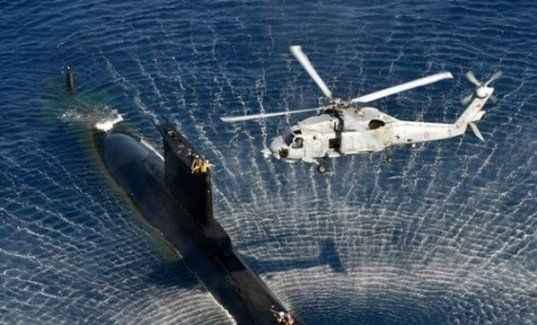 Deniz Hava Komutanlığı taktik eğitimi