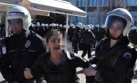 Anadolu Üniversitesi'nde arbede çıktı