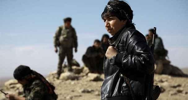 Rusya yanlışlıkla YPG'yi vurdu!