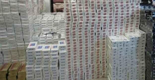 Tam 558 bin paket!