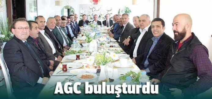 AGC buluşturdu