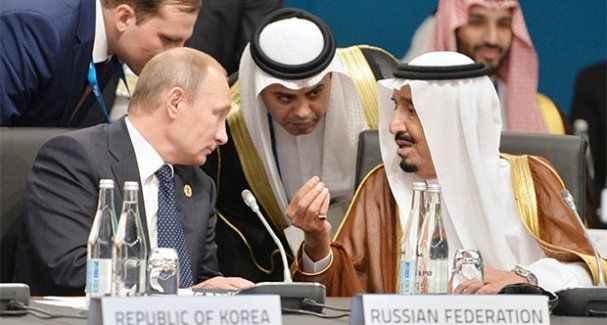 Suudilerden büyük sürpriz