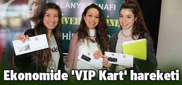 Ekonomide 'VIP Kart' hareketi