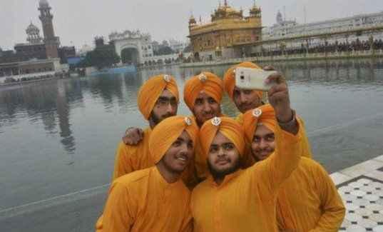 O ülkede selfie yasaklandı!