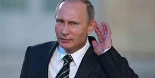 Putin bunu duymasın!