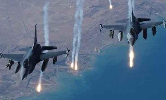 Rus uçakları yine bombaladı!