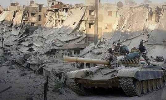 Suriye 3'e bölünecek iddiası