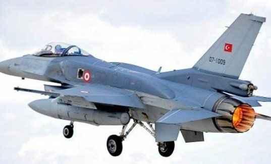 Türkiye'den F-16 kararı