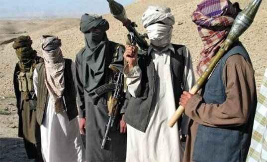 85 Taliban üyesi teslim oldu