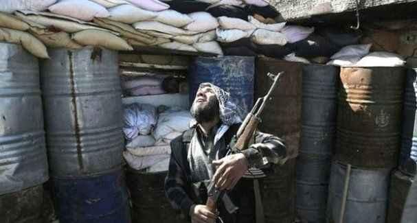 'Suriye'de ateşkes bozuldu' iddiası