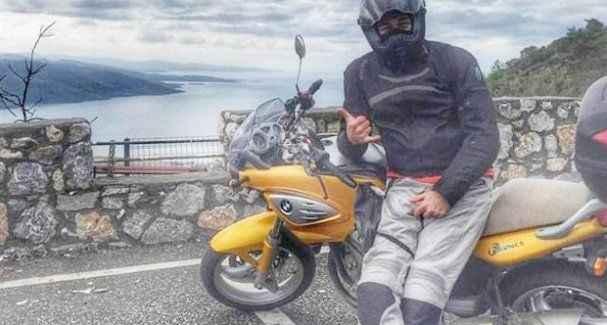 Başhekim motosiklet kazasında hayatını kaybetti