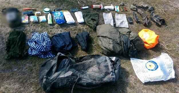 PKK'ya ait 2 sığınak tespit edildi