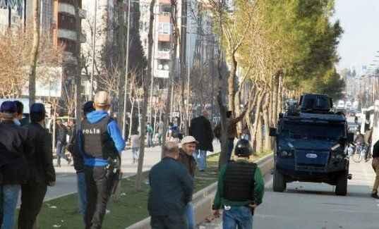 Demirtaş'ın mitingi sonrası olaylar çıktı